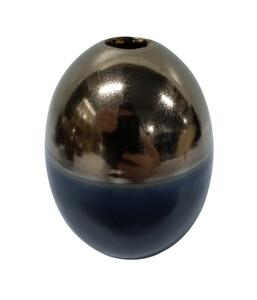 Dehner DECORA Keramik-Kugel Ovala C7P7, H10 cm