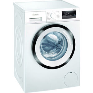 Siemens WM 14N122 Waschmaschine, iQ300, weiß, A+++