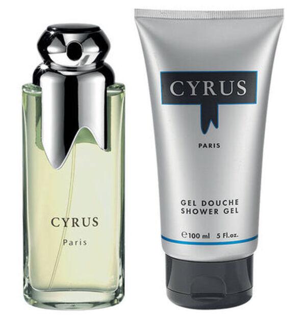 Yves De Sistelle Jacques Evard Cyrus for Men Set