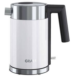Graef 1-Liter Wasserkocher WK 401, weiß