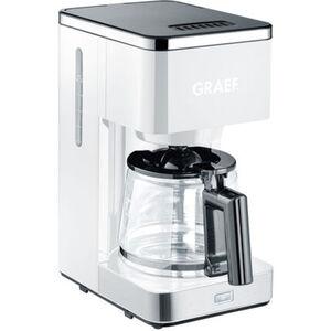 Graef Filterkaffeemaschine FK 401, weiß