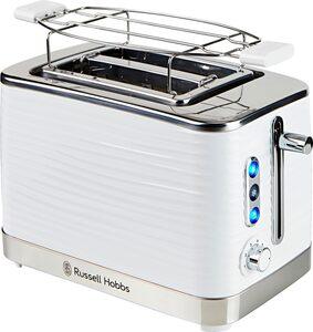 RUSSELL HOBBS Toaster Inspire 24370-56, 2 kurze Schlitze, 1050 W, für 2 Scheiben