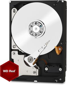 "Western Digital »WD Red« HDD-NAS-Festplatte 3,5"" (1 TB)"