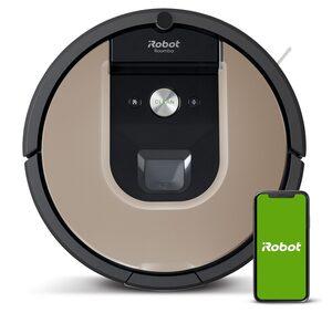 iRobot Saugroboter Roomba 976, Mit Imprint™-Kopplungstechnik