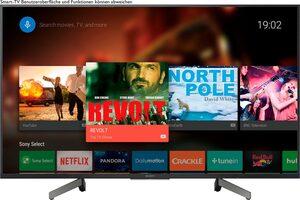 Sony KD43XG8305 LED-Fernseher (108 cm/43 Zoll, 4K Ultra HD, Smart-TV)