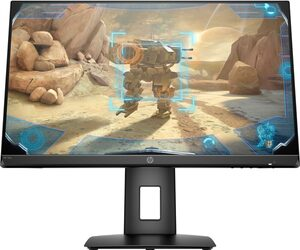 HP 24x Gaming-Display »60,45 cm (23,5) Full HD, 5 ms«