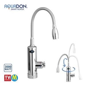 Heisswasser-Armatur für Küche, Garage oder Werkstatt, fließend heißes Wasser auf Knopfdruck
