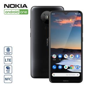 Smartphone 5.3 · Vierfach Hauptkamera mit lichtstarker f/1.8 Blende, Ultraweitwinkel- , Makro- und Tiefensensor (13 MP + 5 MP + 2 MP + 2 MP) · 8 MP Frontkamera · 4-GB-RAM, bis zu 64 GB interner Sp
