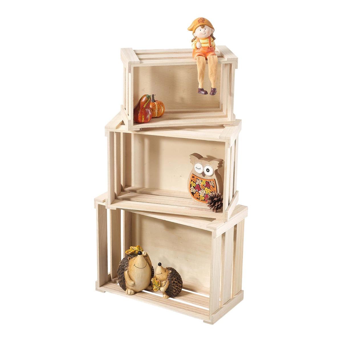 Bild 2 von Holzbox in verschiedenen Größen