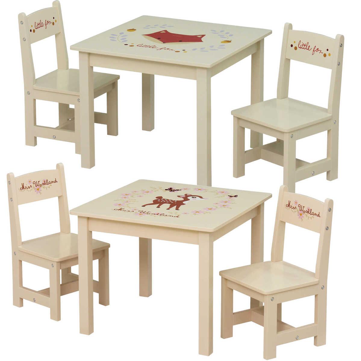 Bild 1 von KIDLAND®  Kinder-Sitzgarnitur