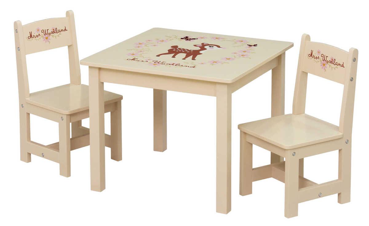 Bild 3 von KIDLAND®  Kinder-Sitzgarnitur