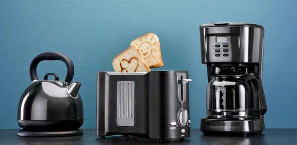 elta Kaffeemaschine oder Wasserkocher