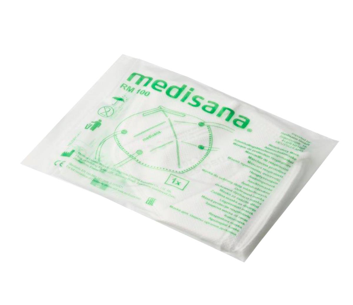 Bild 2 von Medisana Atemschutzmaske RM 100