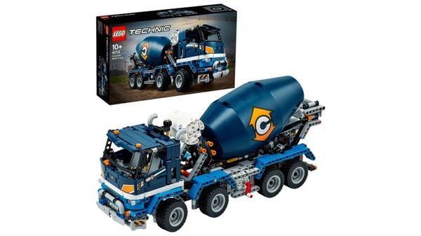 LEGO Technic - 42112 Betonmischer-LKW