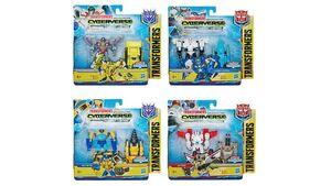 Hasbro - Transformers CYB Spark Armor Battle Figur, 1 Stück, sortiert
