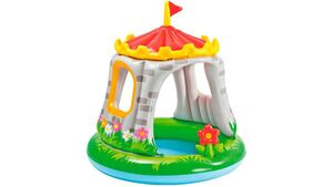 Intex - Baby Royal Castle 122 x 89 cm