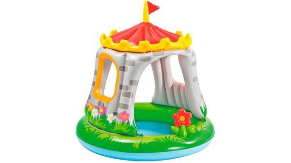 Intex - Baby Royal Castle 122 x 89 cm