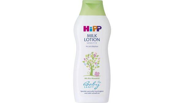 HiPP Babysanft Milk Lotion
