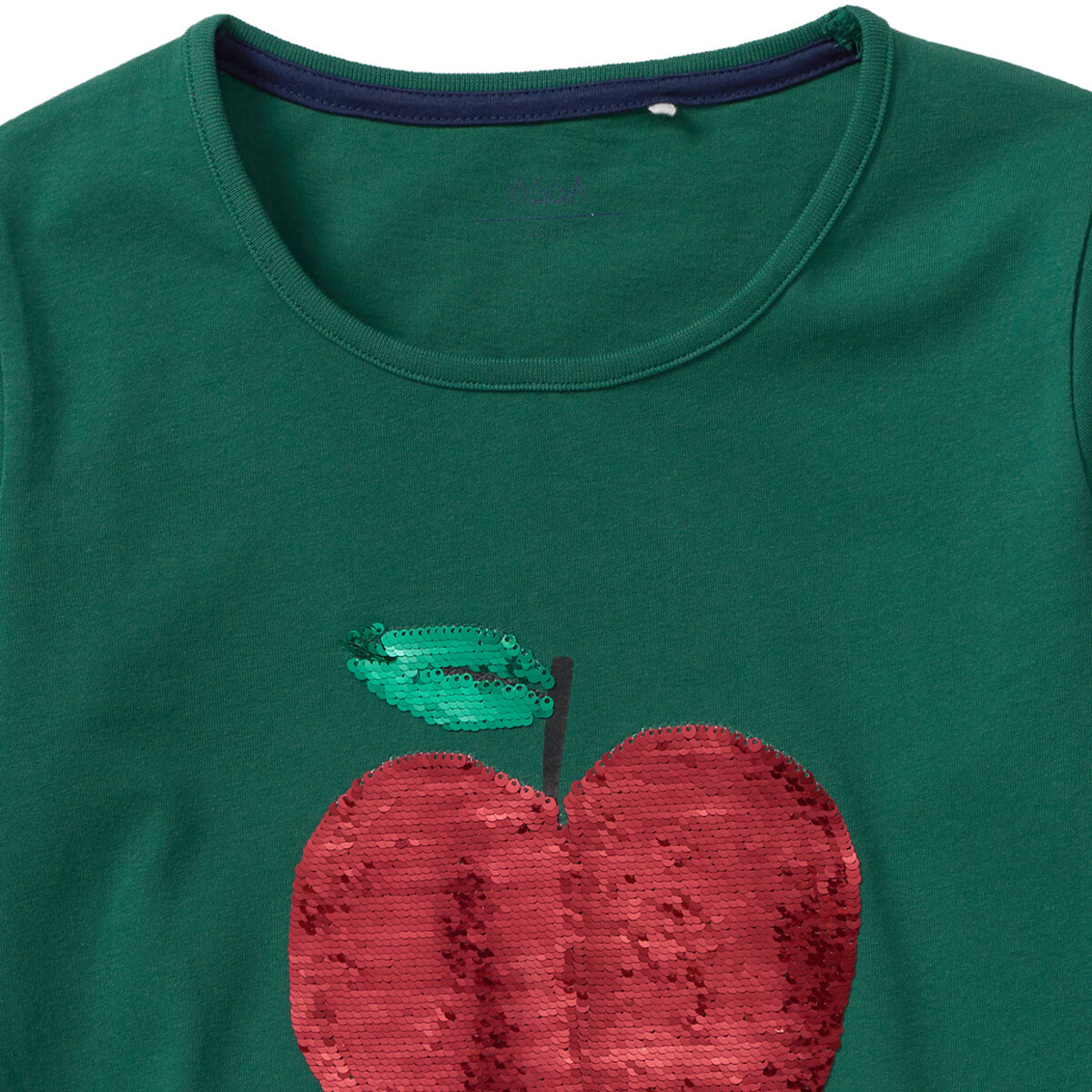 Bild 3 von Mädchen Langarmshirt mit Wendepailletten