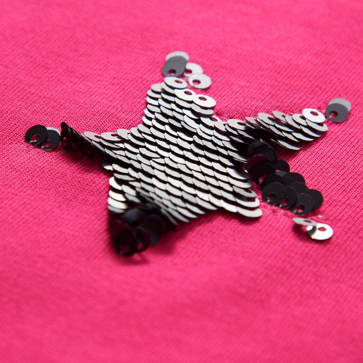 Bild 5 von Mädchen Langarmshirt mit Wendepailletten