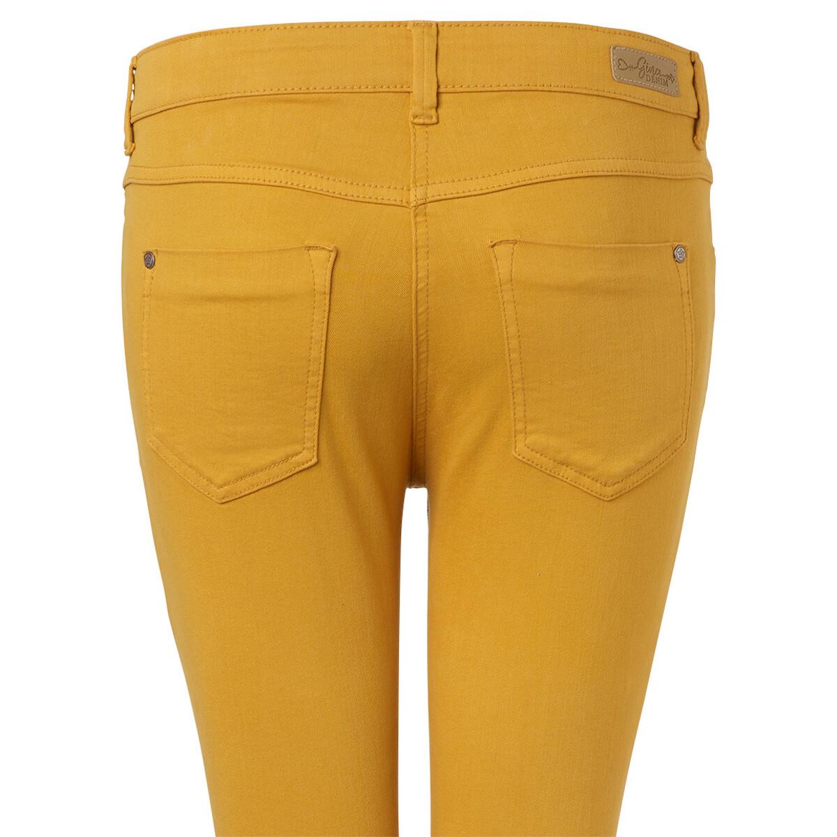 Bild 4 von Damen Slim-Jeans mit schmalem Bein