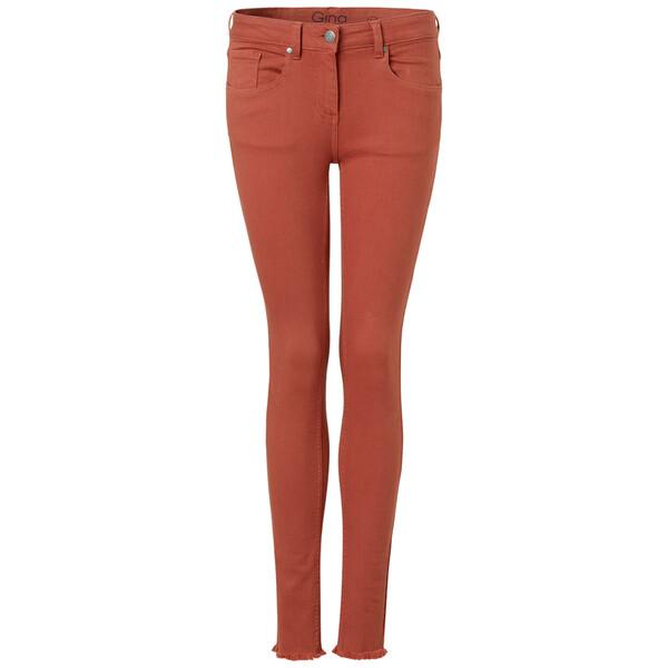 Damen Slim-Jeans mit schmalem Bein