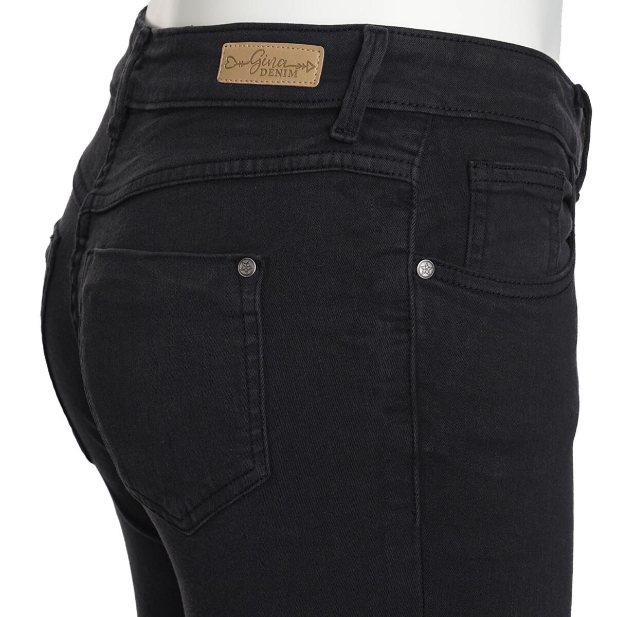 Bild 3 von Damen Slim-Jeans mit schmalem Bein