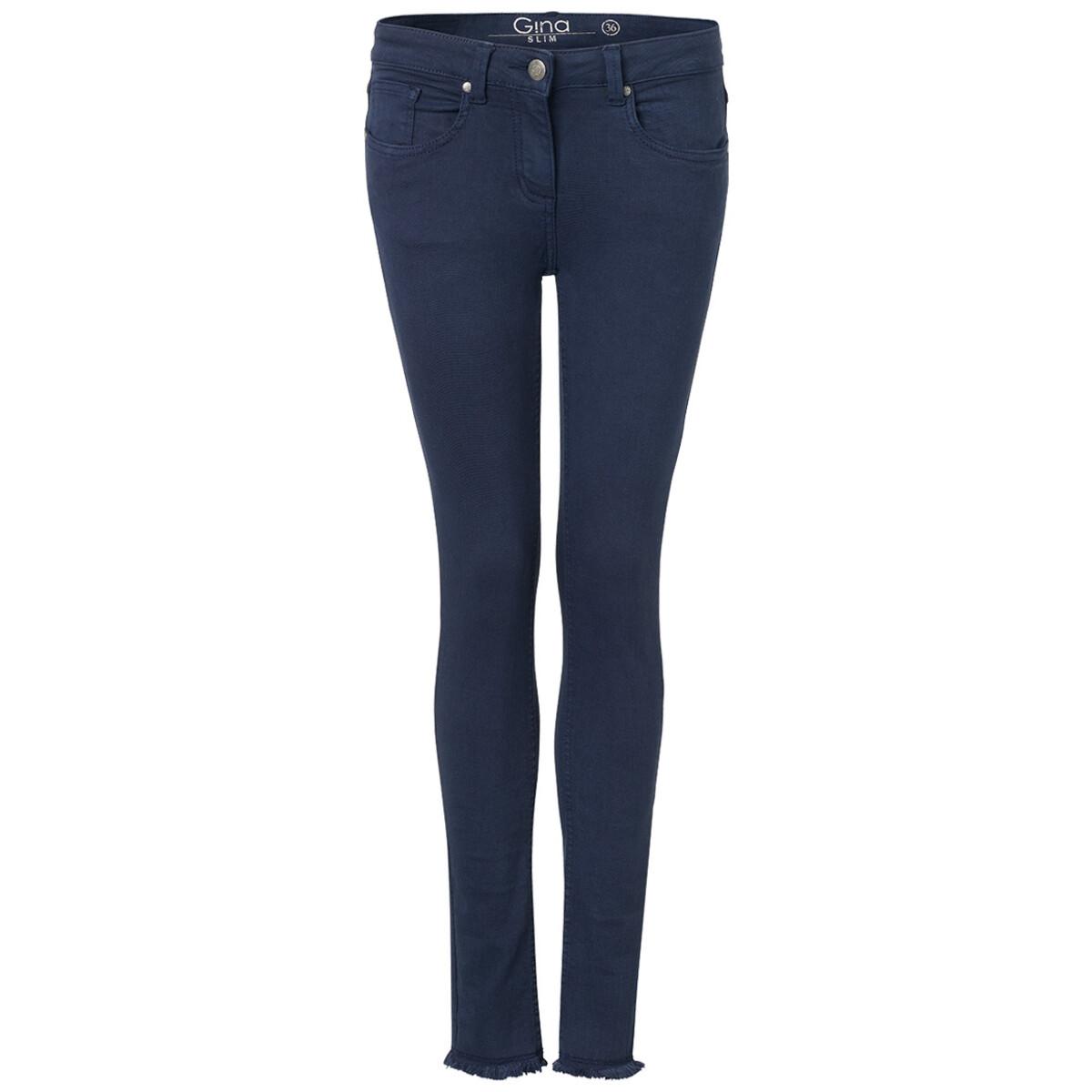 Bild 1 von Damen Slim-Jeans mit schmalem Bein