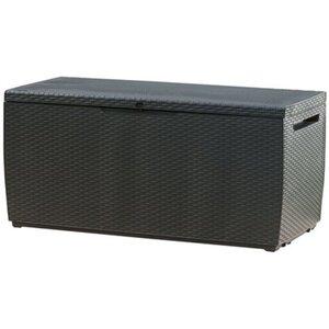 Keter Aufbewahrungsbox Capri Rattan Style 57 cm x 122 cm x 52 cm