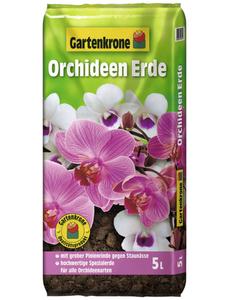 Pflanzenerde, für alle Orchideenarten