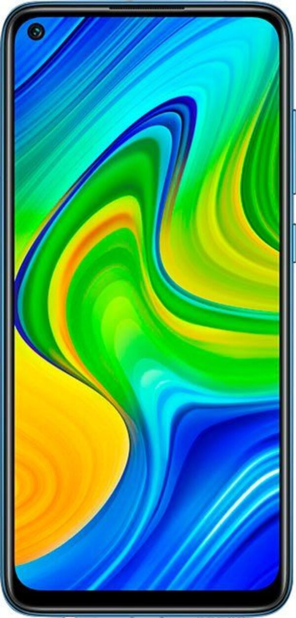 Xiaomi Redmi Note 9 Smartphone (16,6 cm/6,53 Zoll, 64 GB Speicherplatz, 48 MP Kamera)