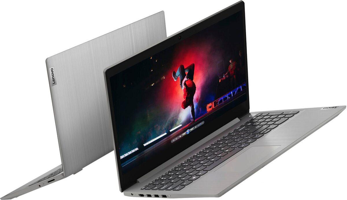 Bild 2 von Lenovo IdeaPad 3 15ARE05 Notebook (39,6 cm/15,6 Zoll, AMD Ryzen 5, Radeon, 512 GB SSD, inkl. Office-Anwendersoftware Microsoft 365 Single im Wert von 69 Euro)