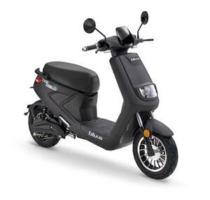 Blu:s XT2000 Elektroroller STALKER (45km/h), schwarz