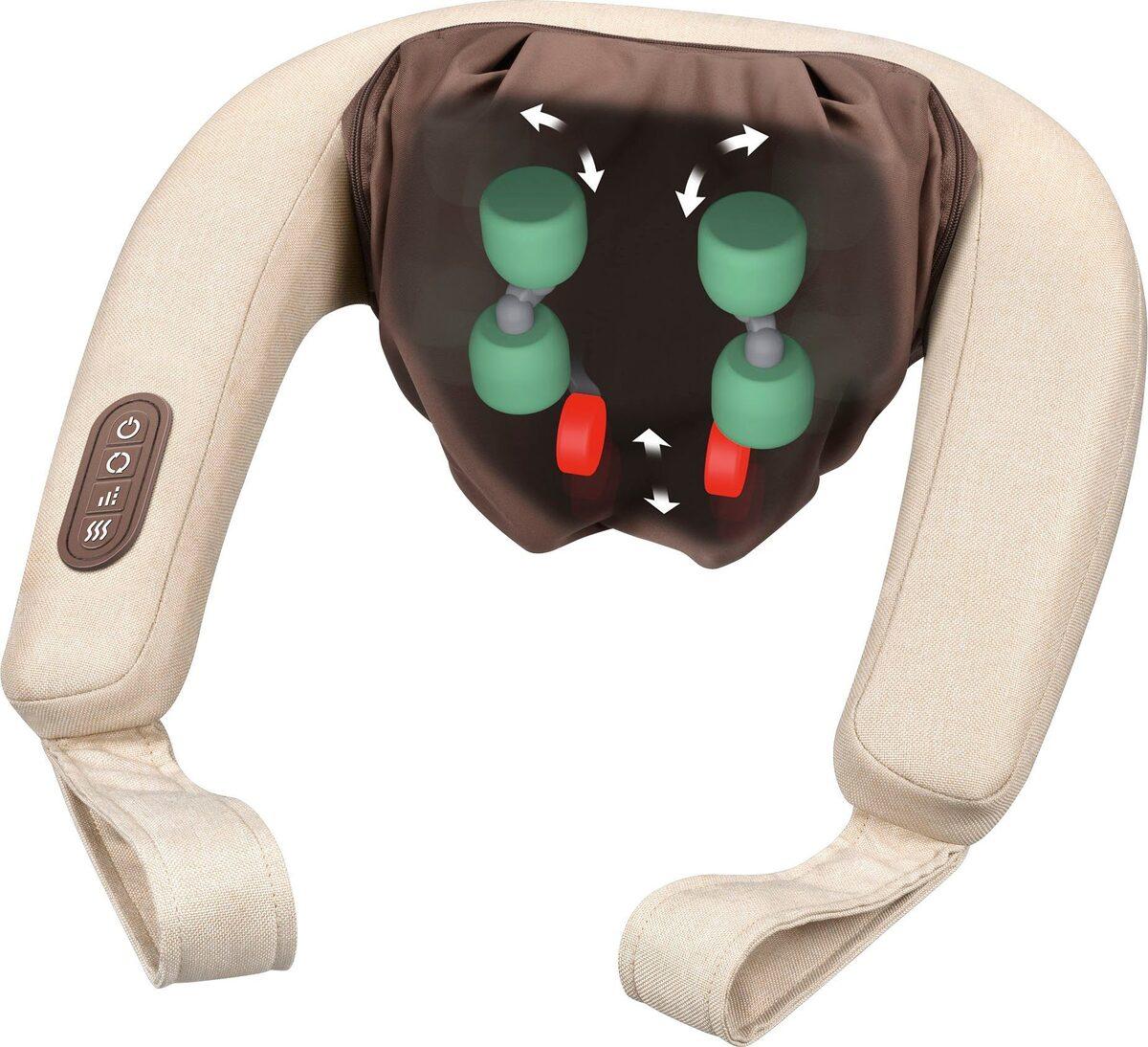 Bild 1 von BEURER Nacken-Massagegerät »MG 153 4D«, 1-tlg.
