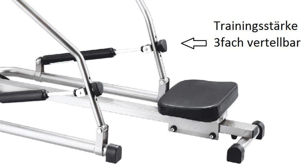 Bild 3 von body coach Rudergerät