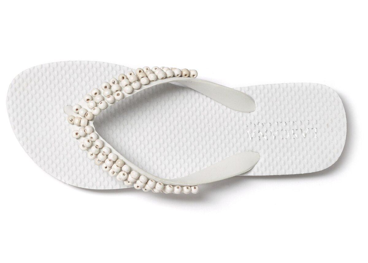 Bild 3 von LASCANA Zehentrenner mit Perlen