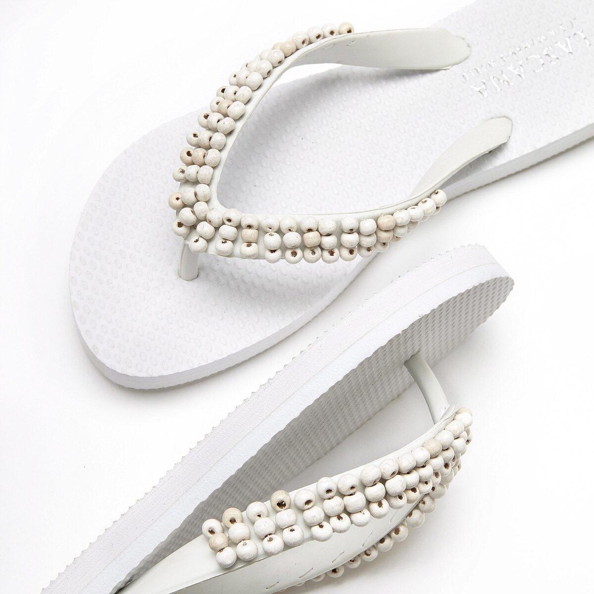 Bild 4 von LASCANA Zehentrenner mit Perlen