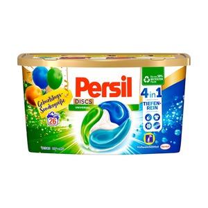 Persil Discs Geburtstags-Sondergröße, 26 Waschladungen, versch. Sorten,  jede Packung
