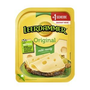 Leerdammer Scheiben Holländischer Schnittkäse,  48 % Fett i. Tr., versch. Sorten, jede 110/120/140/145/150/160-g-Packung