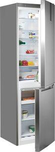 BAUKNECHT Kühl-/Gefrierkombination KGN ECO 201 A3+ IN, 201 cm hoch, 59,6 cm breit, 4 Jahre Herstellergarantie + kostenlose Altgerätemitnahme