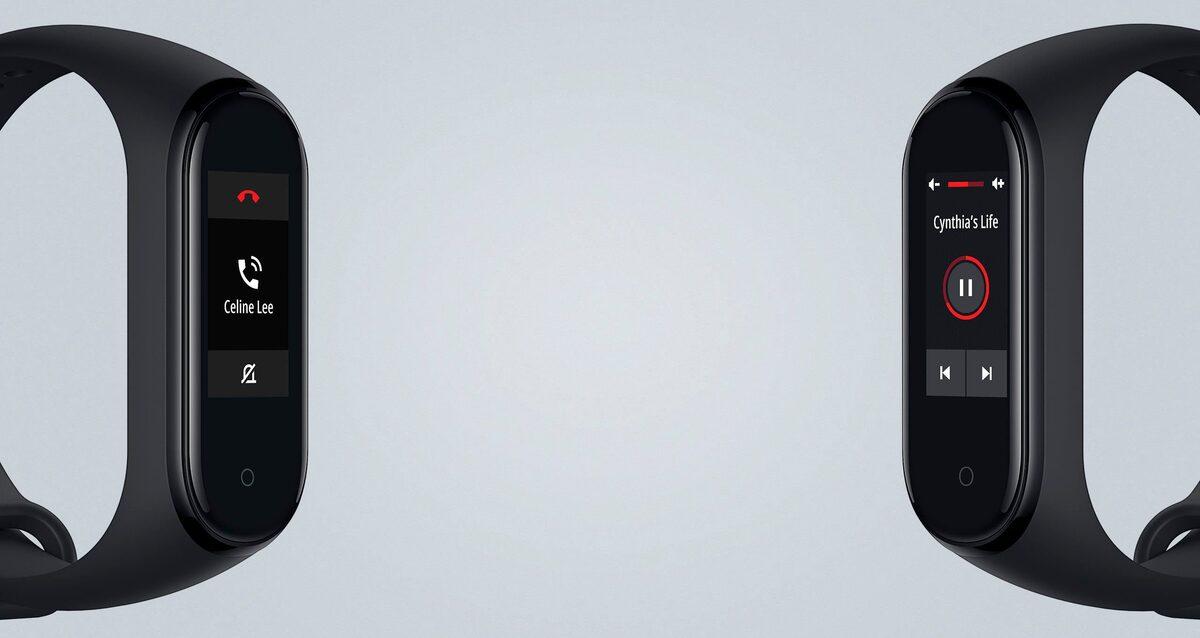 Bild 4 von Xiaomi Mi Band 4 Smartwatch (2,41 cm/0,95 Zoll)