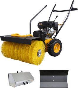 Texas Kehrmaschine »Handy Sweep 650TGE«, 60 cm Arbeitsbreite, (Set)