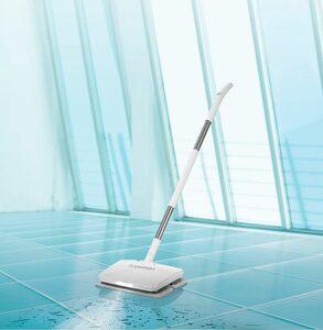 CLEANmaxx Wischmopp Akku-Vibrationsmopp 11,1V weiß, - Watt