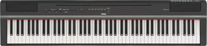 Yamaha Digitalpiano »P125B«