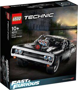 LEGO® Steckspielzeug »LEGO 42111 Technic: Dom's Dodge Charger«