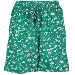 Damen Shorts mit Blumenprint