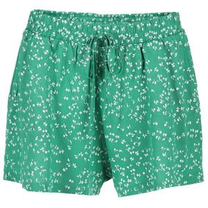 Damen Shorts mit Minimalprint
