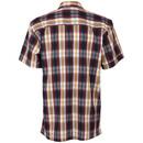 Bild 2 von Herren Seersucker Hemd mit Brusttasche