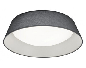 LED-Deckenleuchte R62871811 D. 45 cm grau