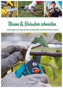 IDEENWELT Gartenbuch Bäume und Sträucher schneiden